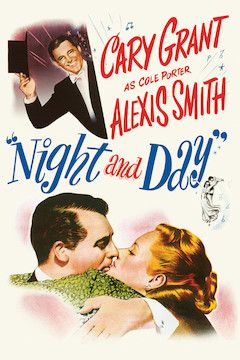 Night and Day movie poster.