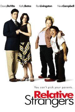 Relative Strangers movie poster.