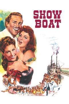 Show Boat movie poster.