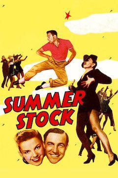 Summer Stock movie poster.
