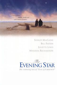The Evening Star movie poster.