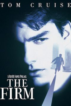 The Firm movie poster.