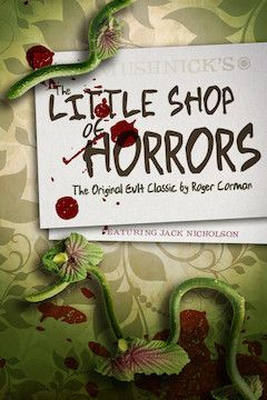 The Little Shop of Horrors movie poster.