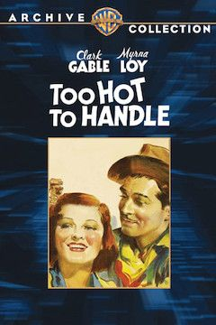 Too Hot to Handle movie poster.