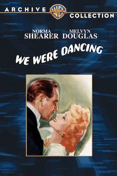 We Were Dancing movie poster.