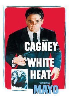White Heat movie poster.