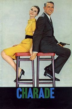 Charade movie poster.