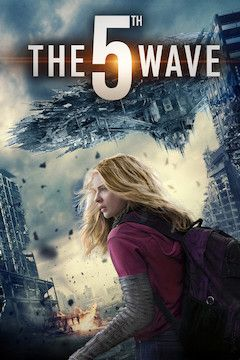 The 5th Wave movie poster.