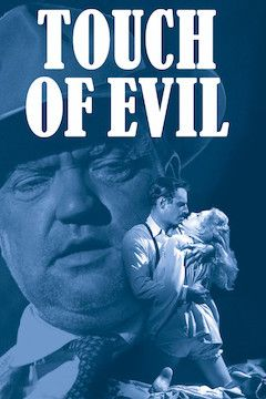 Touch of Evil movie poster.