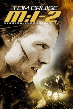 Mission: Impossible II movie poster.