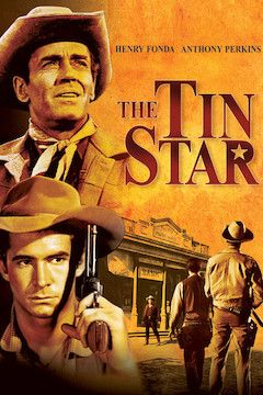 The Tin Star movie poster.