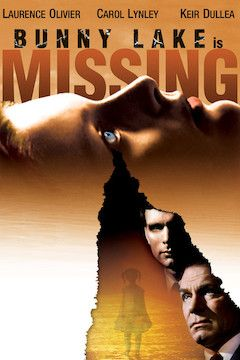 Bunny Lake is Missing movie poster.