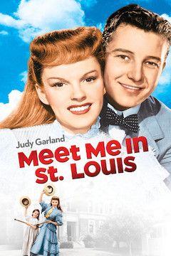 Meet Me in St. Louis movie poster.