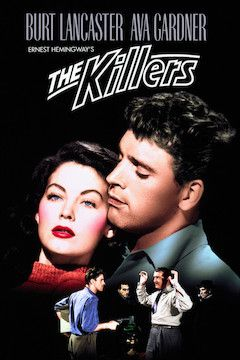 The Killers movie poster.