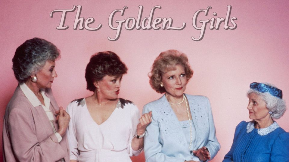 Image for the TV series The Golden Girls