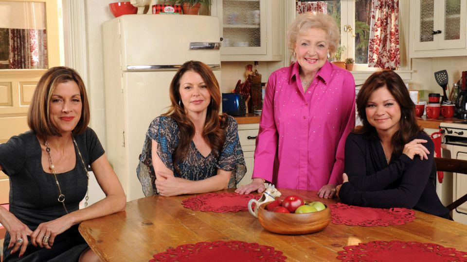 Image for the TV series Hot in Cleveland