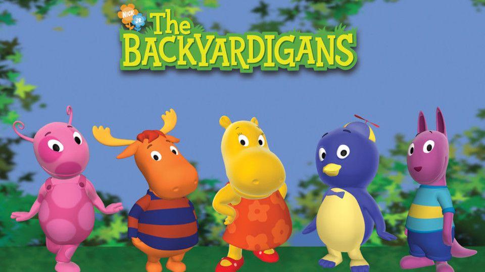 Backyardigans Children 2004 2010 Tv Passport