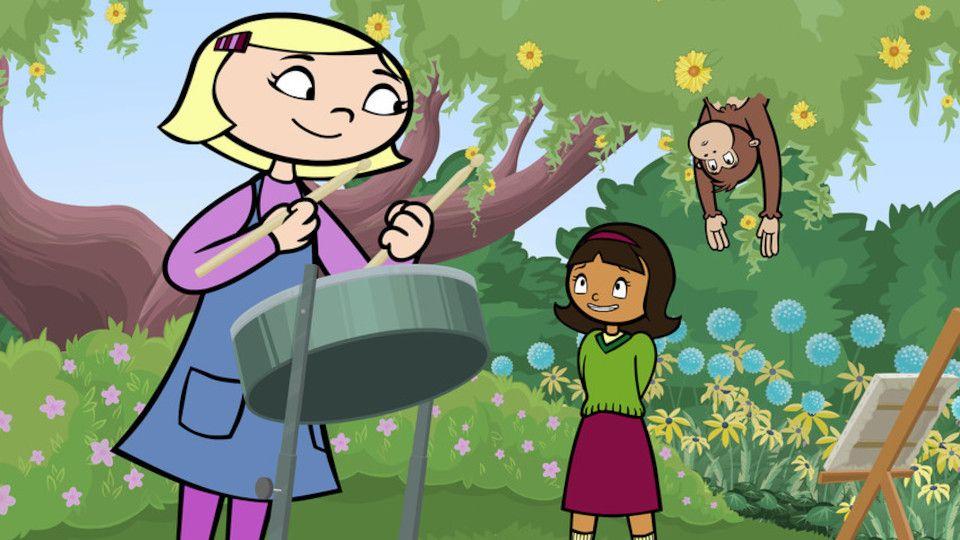 Wordgirl Becky: WordGirl (Children) 2007-Present