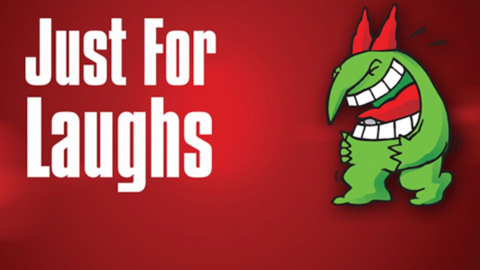 Image for the TV series Just for Laughs