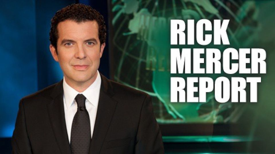 Image for the TV series The Rick Mercer Report