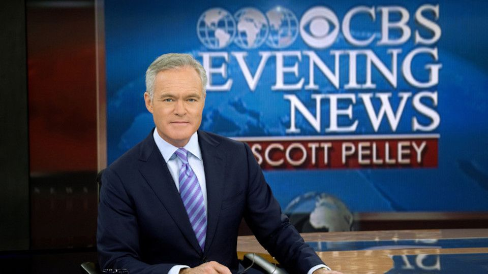 Image for the TV series CBS Evening News