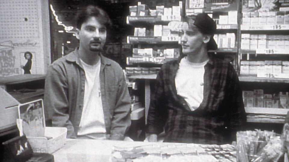 Poster for the movie Clerks