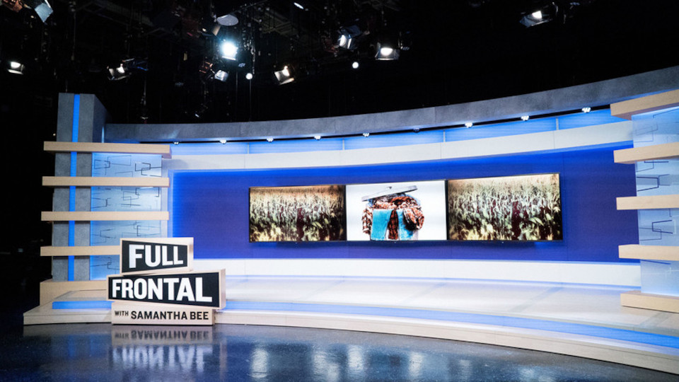 Image for the TV series Full Frontal With Samantha Bee