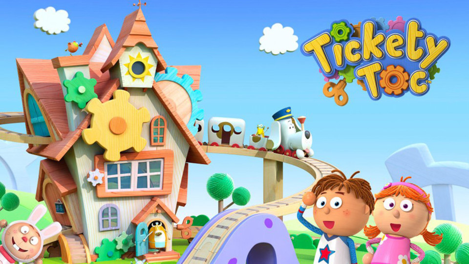 Tickety Toc Children Tv Passport
