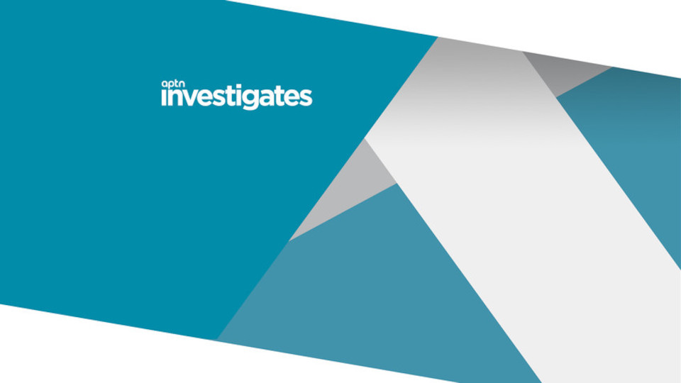 Image for the TV series APTN Investigates