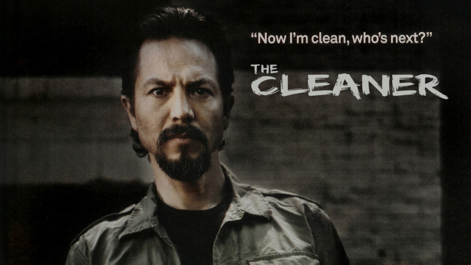 Image for the TV series The Cleaner