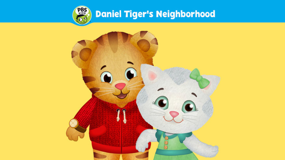 Image for the TV series Daniel Tiger's Neighborhood