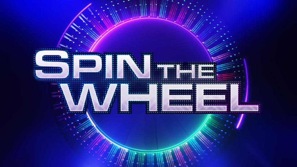 Game show wheel