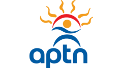 Logo for APTN - East