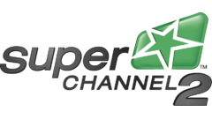 Logo for Super Channel 2