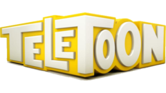Logo for Teletoon - East