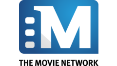 Logo for M (The Movie Network)