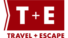 Logo for Travel + Escape