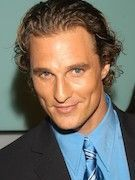 Photo of Matthew McConaughey