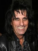 Photo of Alice Cooper