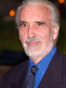 Photo of Christopher Lee