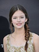 Photo of Mackenzie Foy