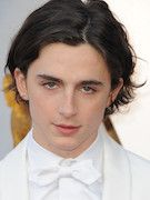 Photo of Timothée Chalamet