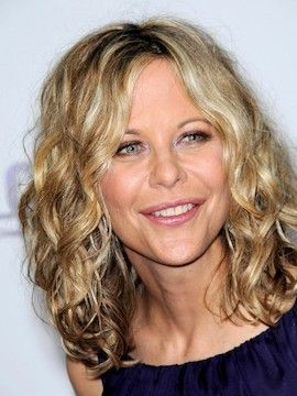 Photo of Meg Ryan
