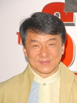 Photo of Jackie Chan
