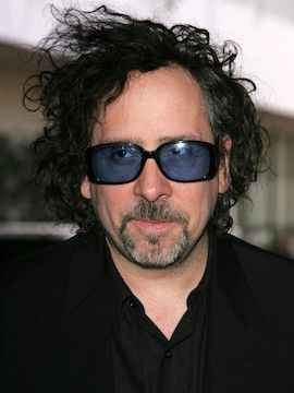 Photo of Tim Burton