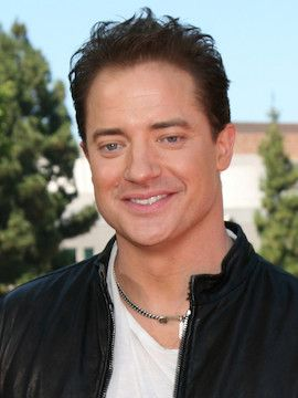 Photo of Brendan Fraser