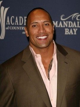 Photo of Dwayne 'The Rock' Johnson