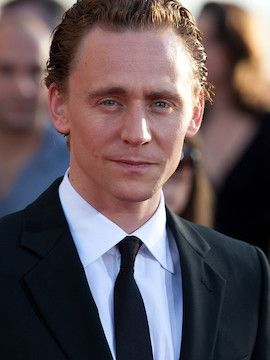 Photo of Tom Hiddleston