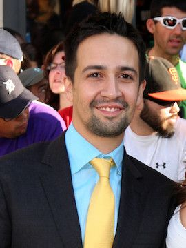 Photo of Lin-Manuel Miranda
