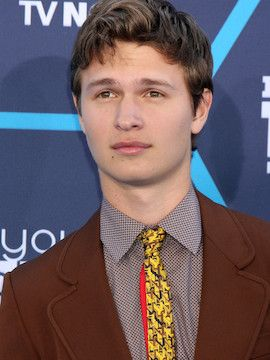 Photo of Ansel Elgort